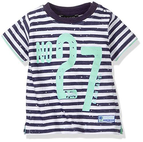 c7c1466179 Blue Seven Baby-Jungen T-Shirt RH, Blau (Ultramarin 568),