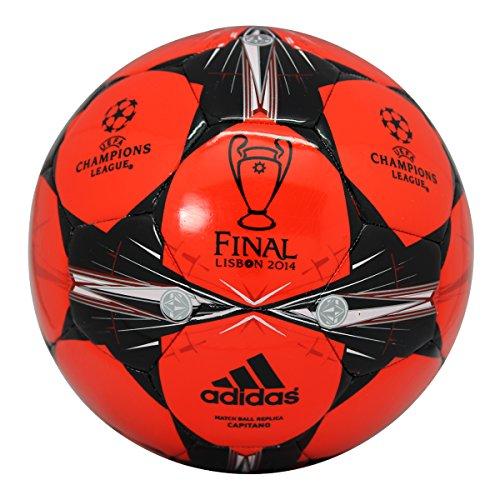 adidas Performance Finale Lis Cap rojo Unisex pelotas