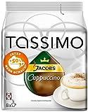 Tassimo Jacobs Cappuccino, Lot de 3, 3 x 16 T-Discs (24 Portions)