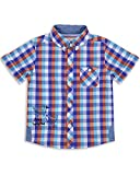 The Essential One - Bebé Infantil Niños Camisa - Azul/Naranja/Blanco ...