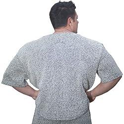 BIG SAM Ragtop Rag Top Sweater Gym T-Shirt UNCLE BODY DOG Logo *3028*