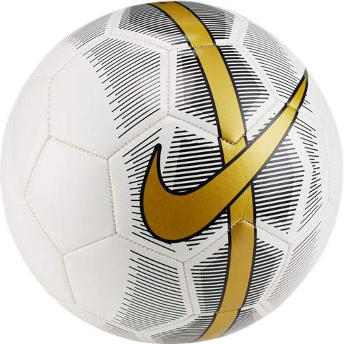 Nike MERC FADE Fußball in weißem Leder Größe 5 SC3023-101 -