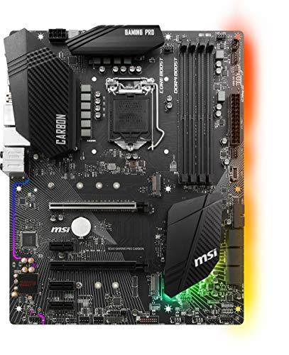 MSI B360 Gaming Pro Carbon - Placa Base Performance