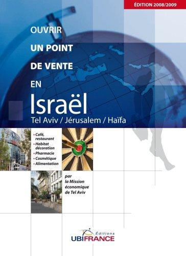 Ouvrir un point de vente en Israël