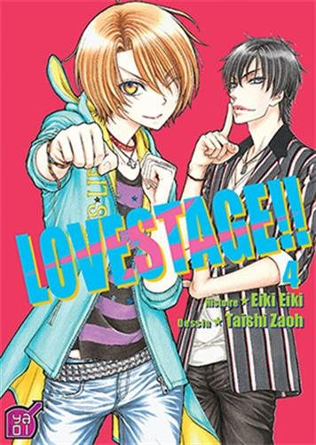 Love stage Vol.4