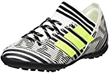 Adidas Nemeziz Tango 17.3 TF J, Botas de Fútbol Unisex Niño, Varios Colores (Ftwbla/Amasol/Negbas), 30 EU