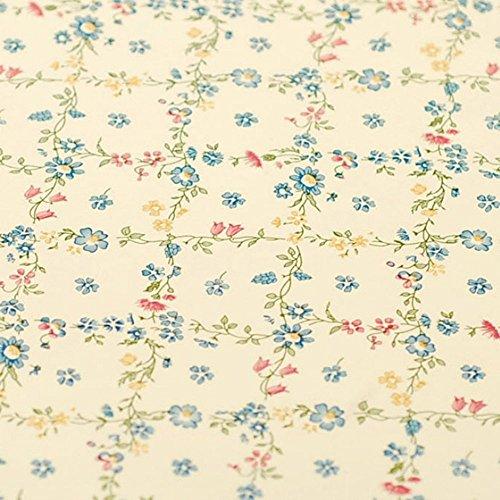 lovefaye sunmer Blooms Kontakt Papier Deko Regal Schublade Liner selbstklebend Storage Locker Decor 45cm von 9.8Füße -