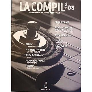 La Compil' N° 3 - Piano Voix Guitare - Aede Music