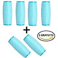 Silley® 4 + 2 kostenlos ★ Mineral Ersatzrollen Extra Exfoliating für Scholl Wet & Dry - anti Schwielen Füße -... preisvergleich bei billige-tabletten.eu