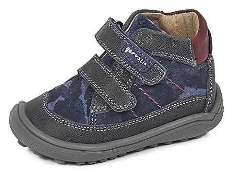 Garvalín Unisex Baby 161306 Stiefel, Atlántico / Camuflaje (Waxi / Serraje), 24 EU