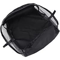 Baby Stroller Bottom Storage Bag, Pram Buggy Pushchair Basket Shopping Storage Case Organizer Bag with Magic Sticker