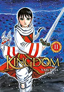 Kingdom Edition simple Tome 11