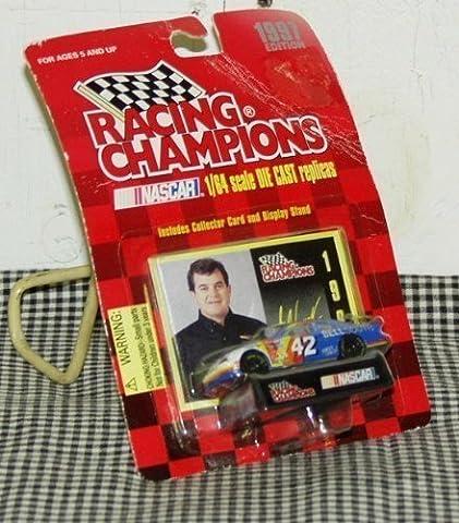 1997 Edition Racing Champions 1:64 Scale Die Cast Joe Nemechek #42 Bellsouth Monte Carlo by Nascar