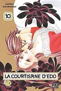 La courtisane d'edo Edition simple Tome 10