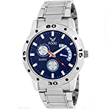 Fogg Analog Blue Dial Men's Watch 2002-BL