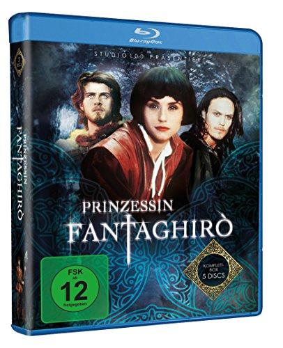 Prinzessin Fantaghirò [Blu-ray]