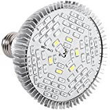 Luz de planta, 1 pieza, 30W, 50W