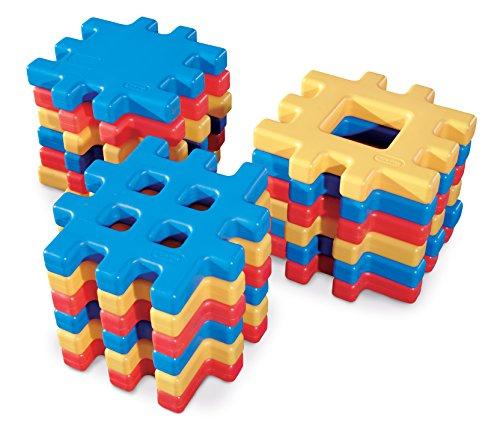 Little Tikes Big Waffle Blocks 18pieza(s) -...