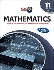 Mathematics Vol 1 (Based on The Latest Textbook of Tamil Nadu State Oard Syllabus) Class 11