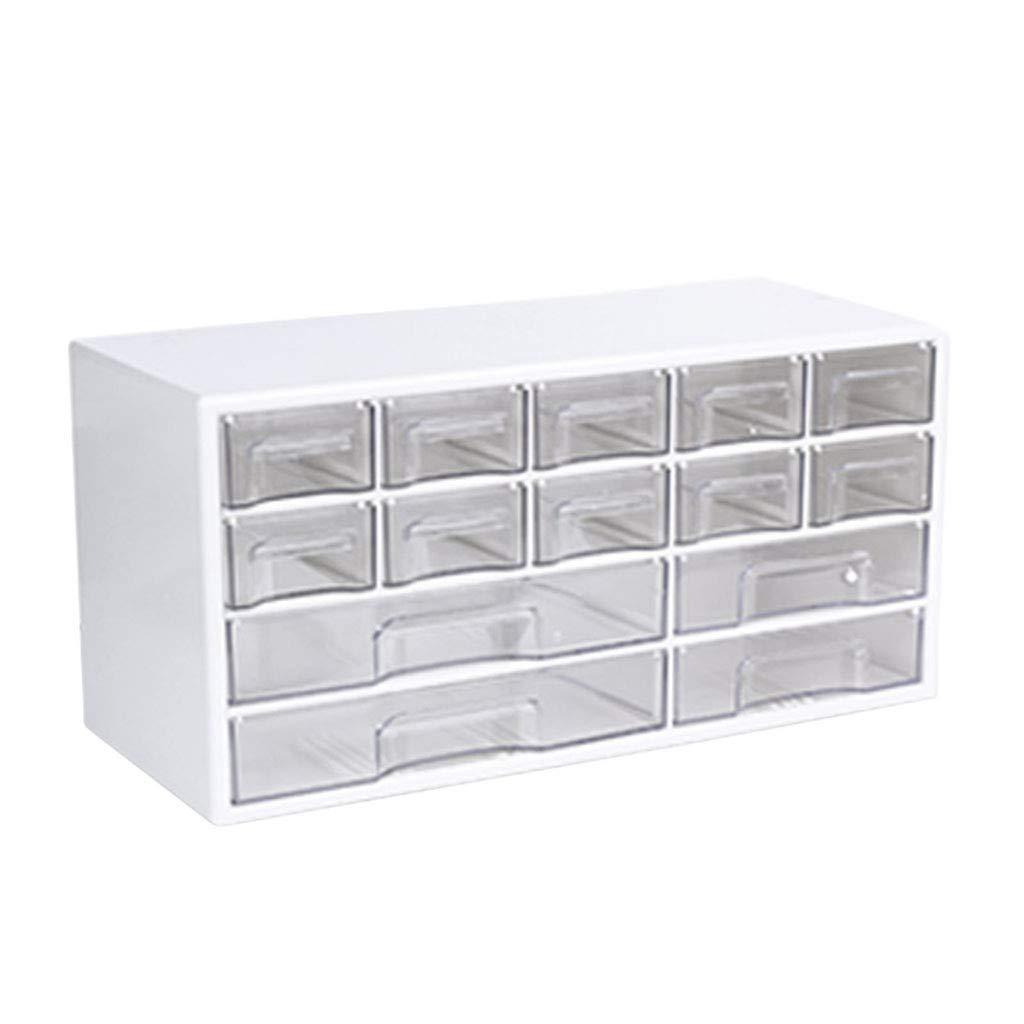 Cassettiere In Plastica Per Ufficio.Liyansnh Cassetti Organizer Cassettiere Cassetto In Plastica Contenitore Per Piccoli Oggetti Organizzatore Adatto Per La Cucitura Di Cosmetici Per