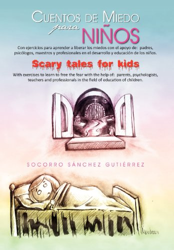 Cuentos de Miedo Para Ni OS Scary Tales for Kids Cover Image