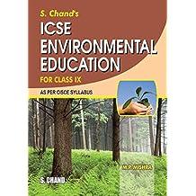S Chand'S ICSE Environmental Education Class IX