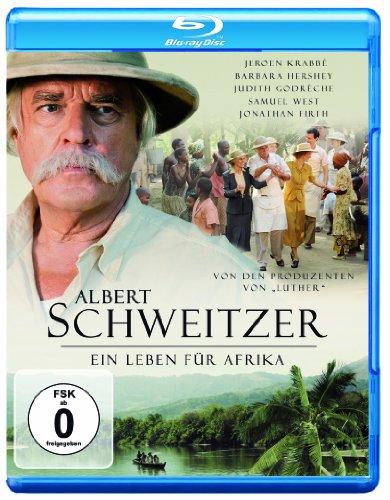 Albert Schweitzer - Ein Leben für Afrika [Blu-ray]
