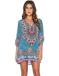 Amazon.fr   Dos - Robes   Femme   Vêtements 5bee0e7ec