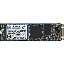 Kingston M.2 SM2280S3G2/120G SSD da 120GB, Nero