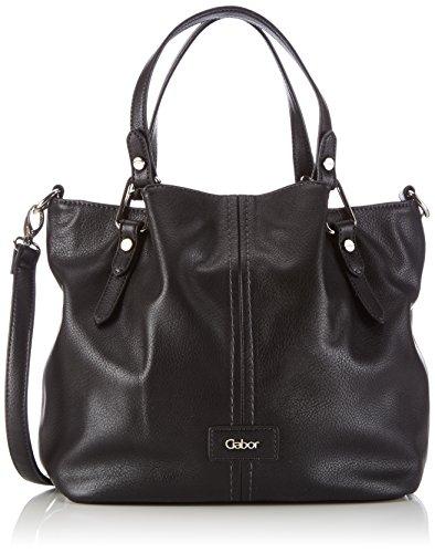 Gabor Damen MARISA Henkeltaschen, schwarz Handtasche), 34x26x18 cm