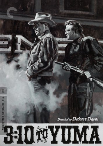 Criterion Collection: 3:10 To Yuma / (B&W Mono) [DVD] [Region 1] [NTSC] [US Import]