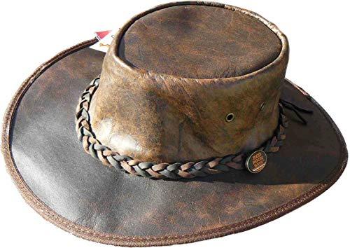 Barmah Red Rock Classic Range, Vintage, Größe M Red Hats Classic Hut