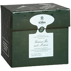 Eilles - Grüner Tee mit Minze - 20 Beutel
