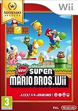 New Super Mario Bros Wii  - Nintendo Selects