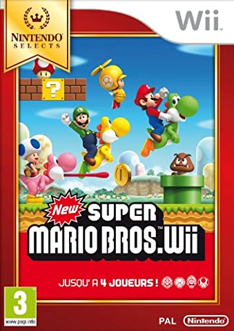 New Super Mario Bros Wii - Nintendo