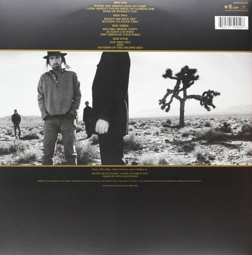 Shopping - Ratgeber 51as0ILgtpL U2 - The Joshua Tree - Album 30 jähriges Jubiläum