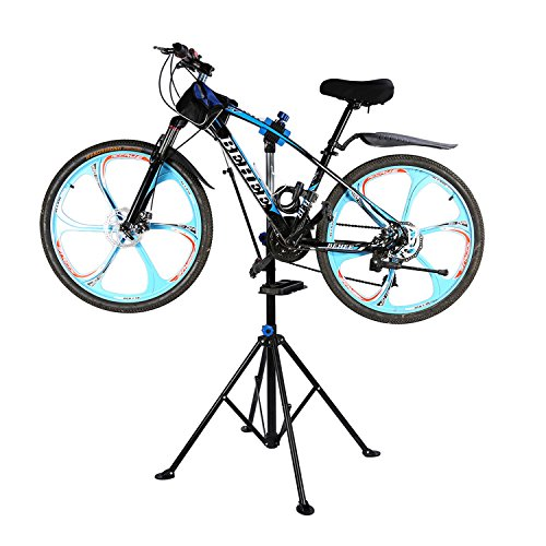 Zerone Soporte para reparación de Bicicleta, pie de Taller de reparación Bicicleta...