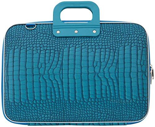 bombata-15-computer-case-crocodile-effect-turquoise
