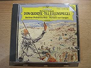 Strauss-Karajan -Don Quichotte