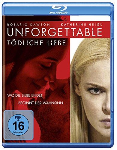Unforgettable - Tödliche Liebe [Blu-ray]