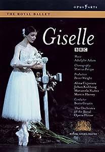 Adam - Giselle (Cojocaru, Royal Ballet, Gruzin) [DVD] [2010] [NTSC]