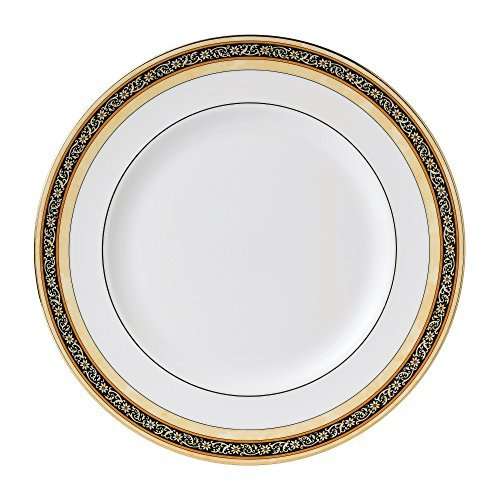 Wedgwood India Dinner Plate, 10 3/4, Multicolor by Wedgwood