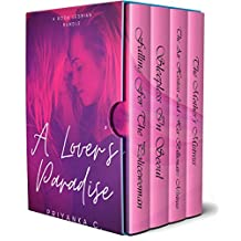 A Lover's Paradise : 4 Book Steamy Lesbian Romance Box-set (English Edition)