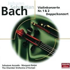 J.S.Bach:Violinkonzerte BWV 1041-1043; BWV 1060 (Eloquence)