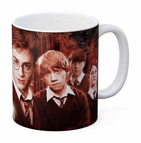 Vistoenpantalla Taza Ejército Dumbledore. Harry Potter