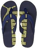 #8: Puma Unisex Rapid Blue Depths-Nrgy Yellow Sneakers - 8 UK/India (42 EU)(36489506)