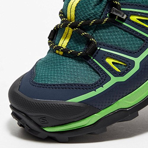 Salomon X Ultra Mid 2 Gtx, Chaussures basses pour Homme Vert