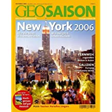 GEO Saison / New York 2006
