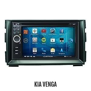 ► alpha s700 pour kIA vENGA ◄ le bärenstarke android radio gPS bluetooth wifi ✔ ✔#10004 ✔ écran multi-touch 3G ✔ navigation ✔ :  préparation pour tV (dVB-t &) radio numérique (dAB-dash-cam (dVR), applications, amusants, par extension exemple carburant spotify, etc, avec wifi iPhone 4,5,5 mirroring :  c s display les reflets, système de navigation, câble pour autoradio