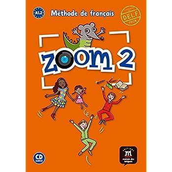 Zoom 2 A1.2 Méthode de français (1CD audio)